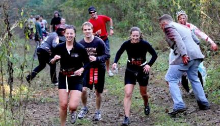 5k Zombie Run