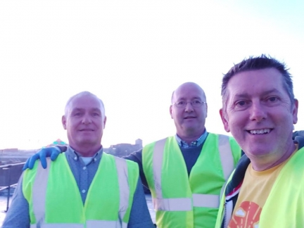 Darkness into Light Sunrise Appeal